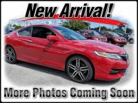Pre-Owned 2017 Honda Accord Touring V6 Coupe in Jacksonville FL