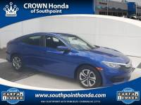 Certified 2018 Honda Civic LX Sedan in Durham NC