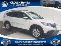Pre-Owned 2013 Honda CR-V EX-L SUV in Durham NC