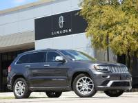 Pre-Owned 2014 Jeep Grand Cherokee Summit RWD Summit 6 in Plano/Dallas/Fort Worth TX