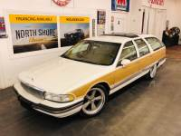1992 Buick Roadmaster -ESTATE WAGON - FAMILY CRUISER - COLD A/C - LOW MILES