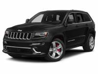 Pre-Owned 2016 Jeep Grand Cherokee SRT 4x4 SUV in Greenville SC