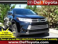 Certified Pre-Owned 2019 Toyota Highlander For Sale in Thorndale, PA | Near Malvern, Coatesville, West Chester & Downingtown, PA | VIN:5TDBZRFH6KS938567