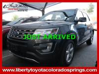 Used 2016 Ford Explorer XLT 4WD XLT For Sale in Colorado Springs, CO
