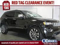 2018 Jeep Grand Cherokee Overland 4x4 SUV 4x4