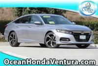 New 2019 Honda Accord Sedan Sport 1.5T Sedan For Sale or Lease in Ventura near Oxnard, Santa Barbara & Camarillo