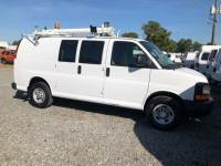 2009 Chevrolet Express 2500 Cargo Van w/ Ladder Rack & Bins