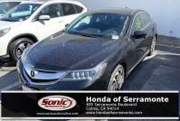 2016 Acura ILX 2.4L w/Premium & A-SPEC Packages (A8) in Colma