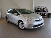 Pre-Owned 2014 Toyota Prius v Wagon