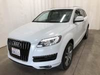 Used 2012 Audi Q7 For Sale at Boardwalk Auto Mall | VIN: WA1LMAFE4CD009298