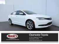 Used 2016 Chrysler 200 S (4dr Sdn S FWD) Sedan in Clearwater