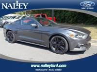 2017 Ford Mustang EcoBoost Premium Coupe 4