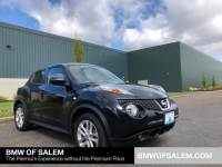 Used 2012 Nissan Juke SL AWD (CVT) in Salem, OR