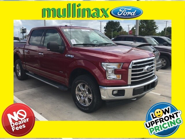 Photo Used 2017 Ford F-150 XL W 3.5L Ecoboost, FX4 OFF Road Truck SuperCrew Cab V-6 cyl in Kissimmee, FL
