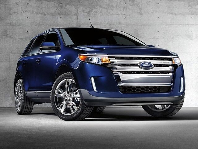 Photo Used 2014 Ford Edge 4dr SEL AWD For Sale in Oshkosh, WI
