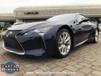 Certified 2018 LEXUS LC 500h Coupe in Greenville SC
