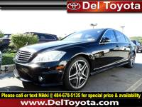 Used 2008 Mercedes-Benz S-Class 6.3L V8 AMG For Sale in Thorndale, PA | Near West Chester, Malvern, Coatesville, & Downingtown, PA | VIN: WDDNG77X98A174304
