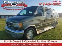 2002 Ford Econoline Cargo Van E-150
