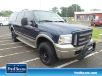 Used 2005 Ford Excursion For Sale | Langhorne PA - Serving Levittown PA & Morrisville PA | 1FMNU45SX5ED41522