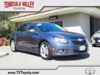 2014 Chevrolet Cruze 2LT Auto Sedan Front-wheel Drive in Temecula