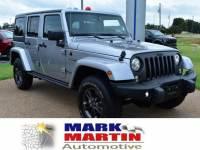2018 Jeep Wrangler JK Freedom Edition