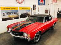 1971 Chevrolet Chevelle -BIG BLOCK 496-AUTO-NICE PAINT-SEE VIDEO