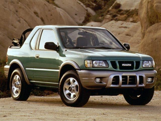 Photo 1999 Isuzu Amigo S 3.2L V6 SUV V-6 cyl
