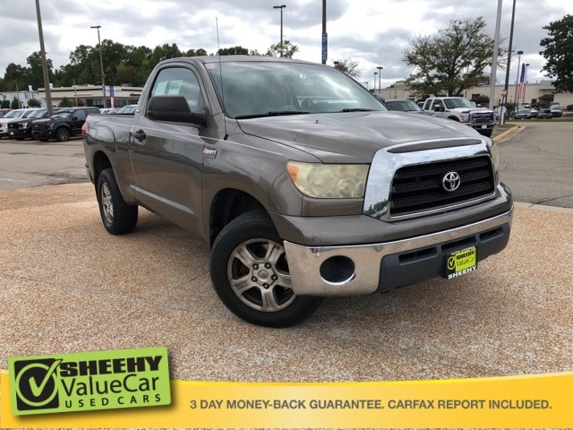 Photo 2007 Toyota Tundra Base Truck Regular Cab V-8 cyl