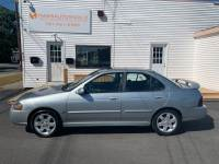 2004 Nissan Sentra SE-R 4-Speed Automatic