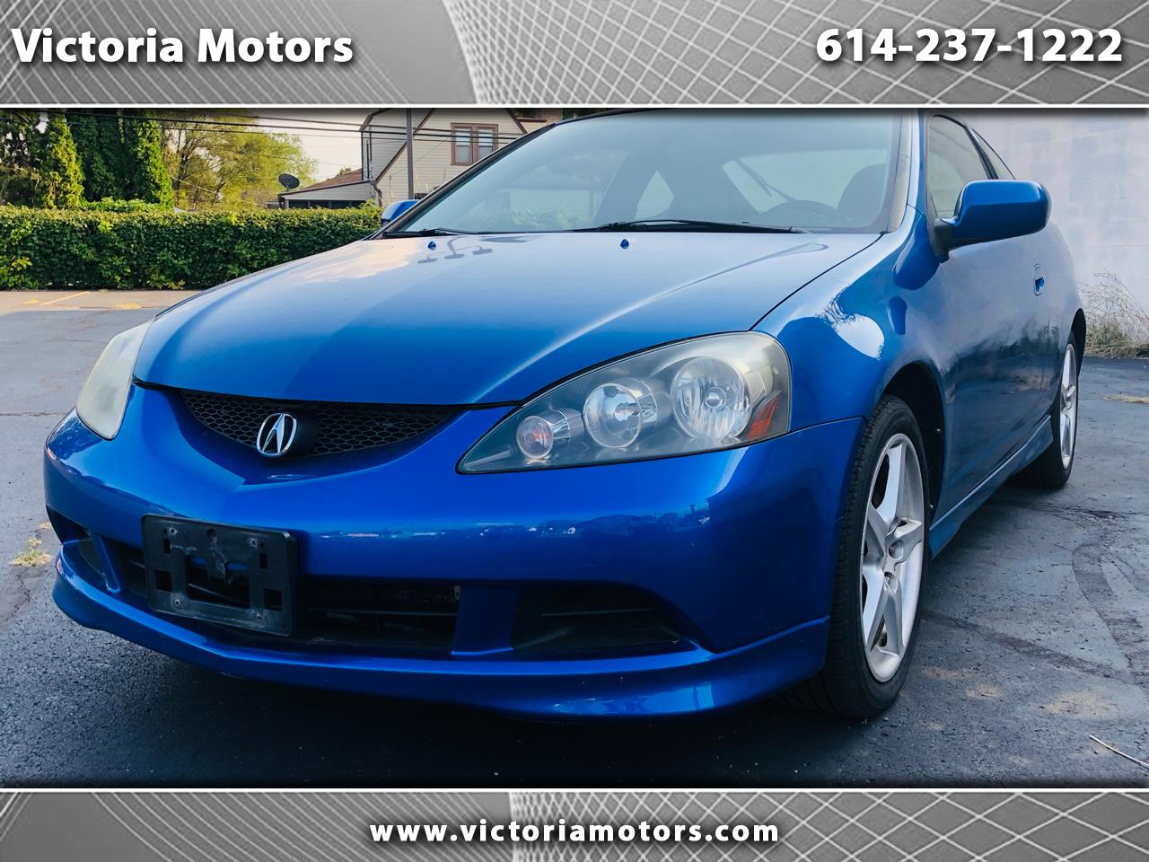 Photo 2006 Acura RSX 2dr Cpe Type-S 6-spd MT Leather