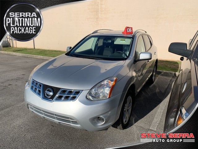 Photo 2011 Nissan Rogue Krom Edition