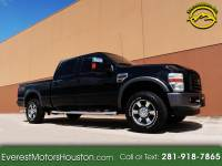 2008 Ford F-250 SD FX4 CREW CAB SHORT BED 4WD DIESEL ***LOW MILES***