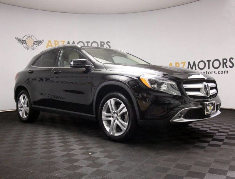 Photo 2016 Mercedes-Benz GLA GLA 250 Distronic,Blind Spot,Panoramic,Camera