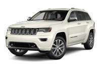 Pre-Owned 2017 Jeep Grand Cherokee Overland RWD SUV in Greenville SC