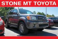 Pre-Owned 2004 Toyota Sequoia Limited