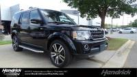 2016 Land Rover LR4 HSE LUX SUV in Franklin, TN