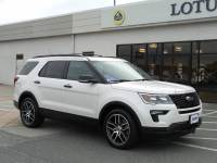 Pre-Owned 2019 Ford Explorer Sport SUV