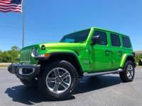 Used 2019 Jeep Wrangler Unlimited MOJITO SAHARA HARDTOP NAV ALPINE