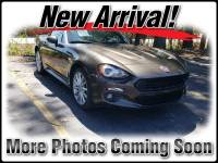 Pre-Owned 2017 FIAT 124 Spider Lusso Convertible in Jacksonville FL