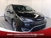 Pre-Owned 2018 Chrysler Pacifica Limited Van in Greensboro NC