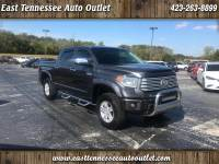 2014 Toyota Tundra 4WD Truck CrewMax 5.7L V8 6-Spd AT Platinum (Natl)