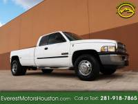 2002 Dodge Ram 3500 SLT LARAMIE EXT.CAB LONG BED 2WD **5.9L** DIESEL