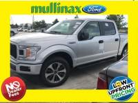 Used 2019 Ford F-150 XL STX Sport W/ Less Than 100 Miles! Truck SuperCrew Cab V-6 cyl in Kissimmee, FL