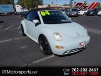 2004 Volkswagen Beetle Convertible GLS