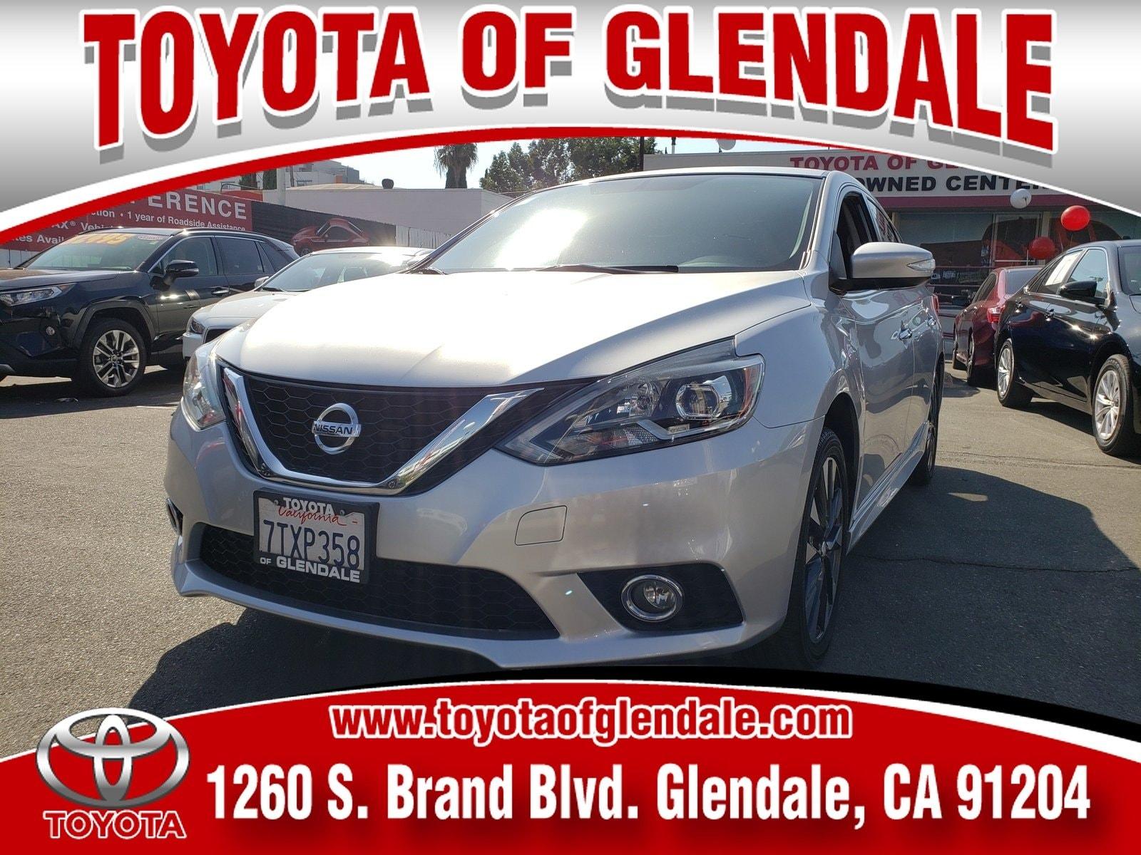 Photo Used 2016 Nissan Sentra, Glendale, CA, Toyota of Glendale Serving Los Angeles