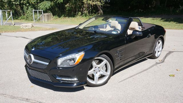 Photo 2013 Mercedes-Benz SL 550 AMG