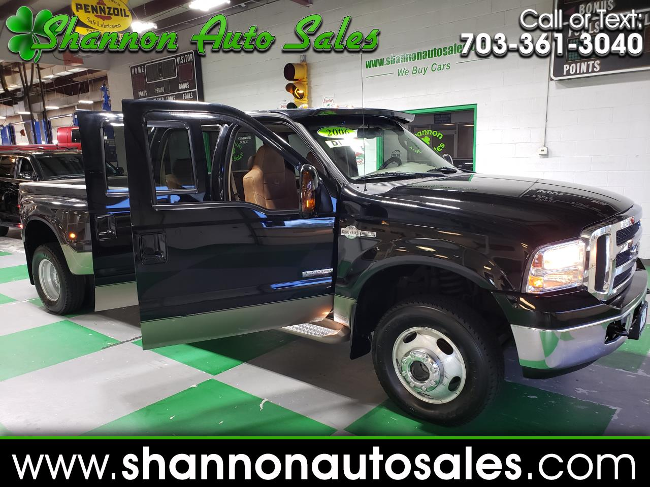 Photo 2006 Ford F-350 King Ranch Fx4