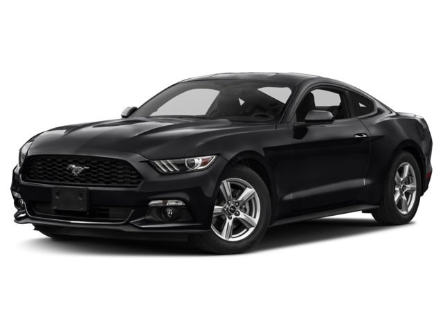 Photo Used 2016 Ford Mustang Ecoboost Premium W Performance Package Coupe I-4 cyl in Kissimmee, FL
