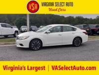Used 2018 Nissan Altima 2.5 SL Sedan for sale in Amherst, VA