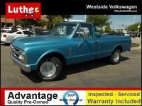 1967 GMC Regcab Truck RWD 2500 Auto Other